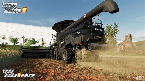 Farming Simulator 19 - Fendt AGCO IDEAL Combine (Images ...