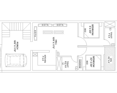 south facing plan   plan floor plans house plans