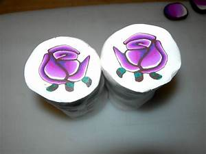 Bouton De Rose : tuto de bouton de rose polycreation ~ Dode.kayakingforconservation.com Idées de Décoration