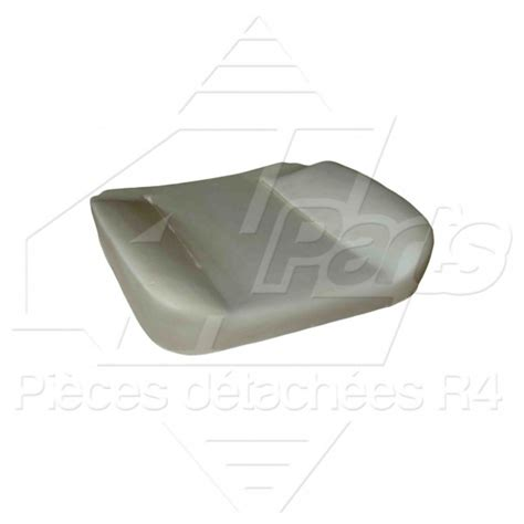 siege 4l mousse d 39 assise de siege avant 4l parts
