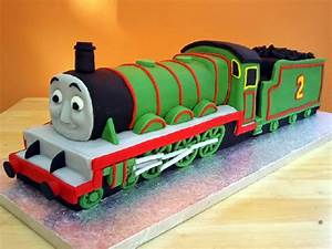 Henry Thomas The Tank Engine Birthday cake « Susie's Cakes