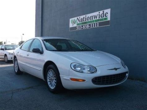 Chrysler Concorde 1999 by Purchase Used 1999 Chrysler Concorde Lx In 5200 Dixie Hwy