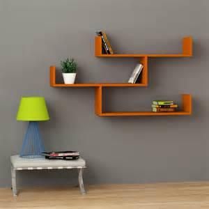 Kids Wall Mounted Bookshelves