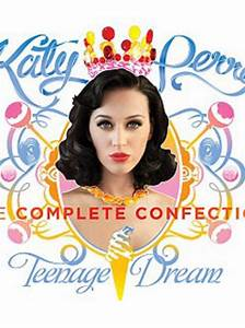 FIRST LOOK! Katy Perry's candy-themed album cover | Marie ...