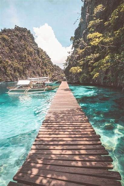 Coron Palawan Travel Vacation Philippines Places Destinations