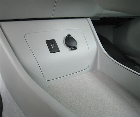 Add A Usb To Car by Add A Usb Power Outlet In Your Car All
