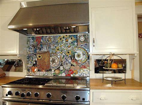 Kitchens With Mosaic Tiles As Backsplash 16 Wonderful Mosaic Kitchen Backsplashes