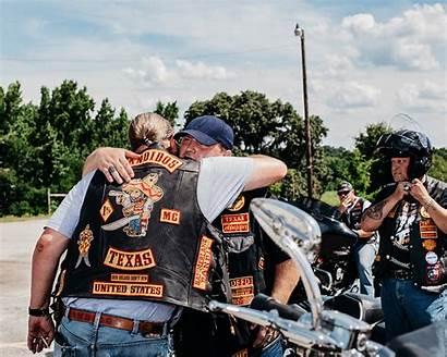 Bikers Texas Biker Gang Bandidos Gun Shoot