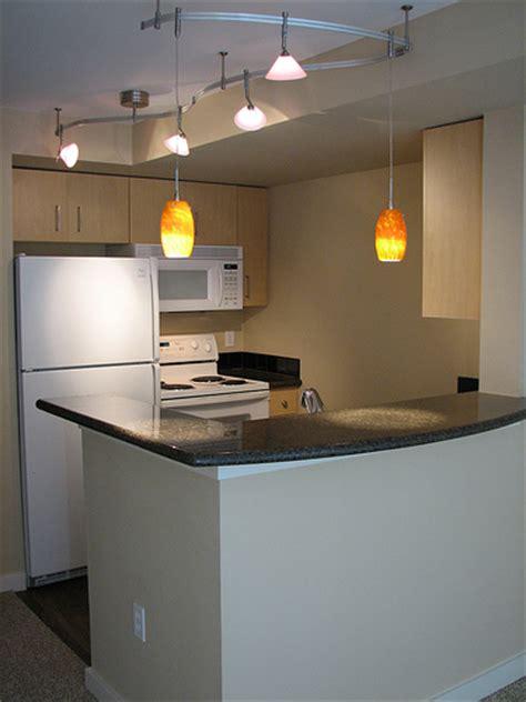 contemporary kitchen lighting ideas modern kitchen track lighting ideas modern kitchens