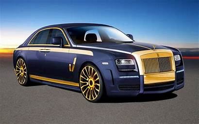 Royce Rolls Cars Rose Mansory Graphic