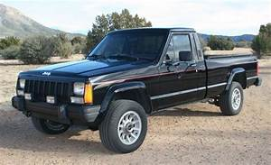 Hemmings Find Of The Day  U2013 1988 Jeep Comanche