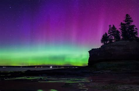 12 Best Places To See The Northern Lights In Nova Scotia