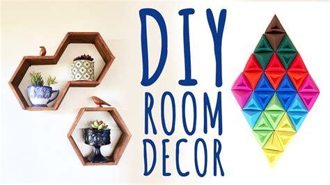 Diy Room Decor & Organization For 2017 Easy