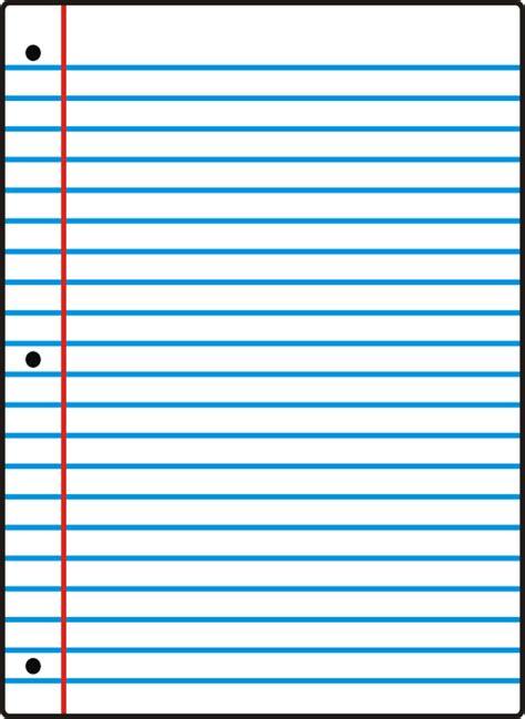 Notebook Paper Template Of Notebook Paper Template Www Pixshark