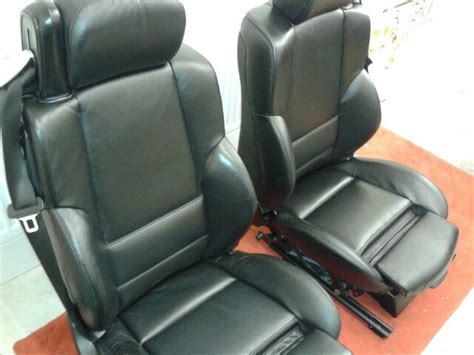 Bmw Leather Car Seat Replacement