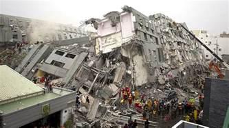 Chili Tremblement De Terre 2016 by Al Menos 14 Muertos En Un Terremoto En El Sur De Taiw 225 N