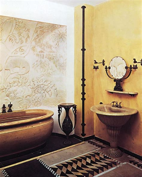 amazing art deco style bathroom designs ideas blurmark