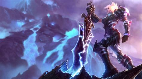 Chionship Riven Animated Wallpaper - chionship riven animated splash
