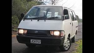 1995 Toyota Townace Diesel Auto Van $1 RESERVE