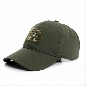 glock shooting baseball cap fashion cotton outdoor