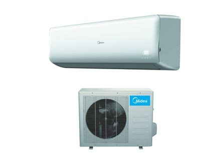 buy midea btu split wall mounted inverter air condition