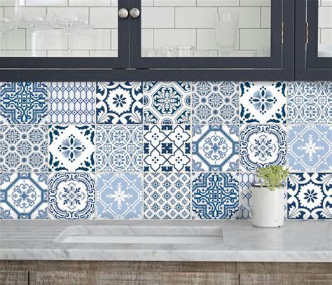 stickers carrelage mural cuisine cuisine salle de bains carrelage autocollants vinyle