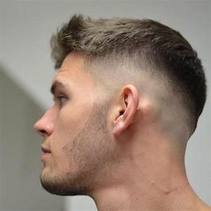 Dégradé Americain Court : 1001 id es coupe homme d grad le style au poil ~ Melissatoandfro.com Idées de Décoration