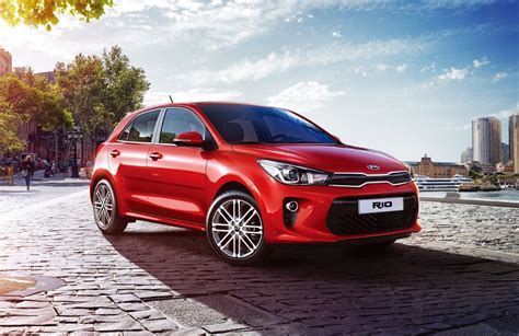 kia rio test drive  review specifications fuel