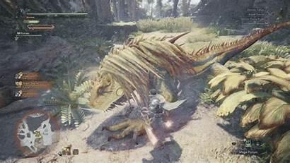 Hunter Monster Dual Blades Guide Blade Dance