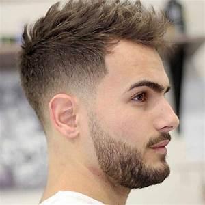 Coupe De Cheveux Homme Tendance : coiffure tendance id es homme coupe tendance 2017 id e ~ Dallasstarsshop.com Idées de Décoration