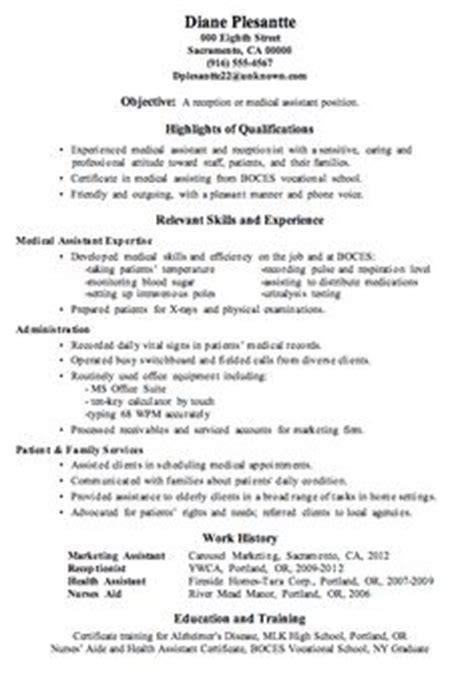 resumes resume sle