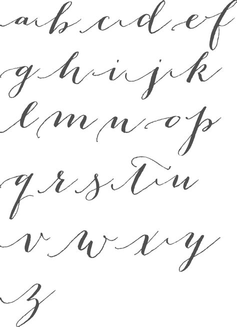 Calligraphy Font My Calligraphy Fonts In Calligraphy By