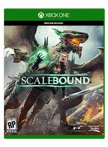 Xbox One Exclusive Scalebound Gets First 1080p Screenshots