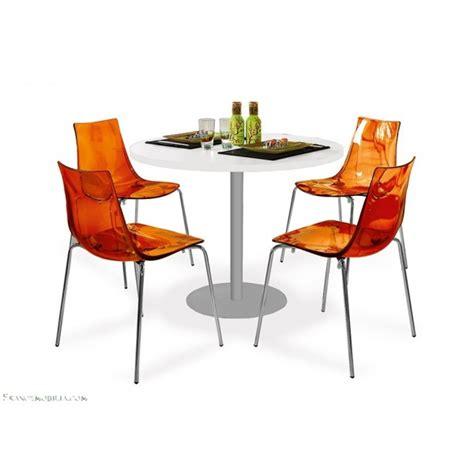 buffet bas de cuisine pas cher exemple chaise de cuisine orange