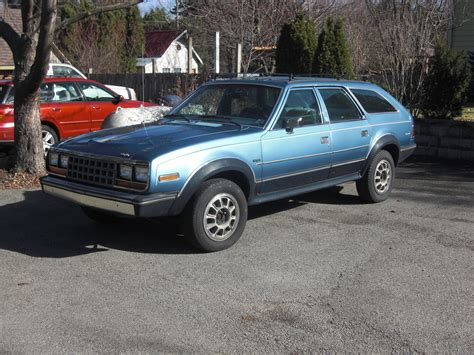 Watch the latest full episodes and video extras for amc shows: 1986 AMC Eagle Wagon