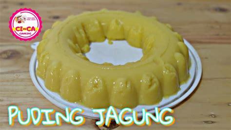 Itulah resep dan cara membuat puding tiramisu. RESEP PUDING JAGUNG - LEMBUT DAN CREAMY - YouTube