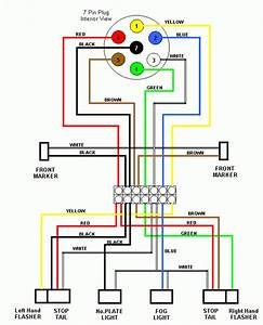 Wiring Trailer Lights Diagram
