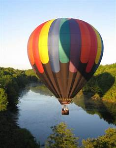Hot Air Balloon Rides - New York Middletown Birthday Gifts ...