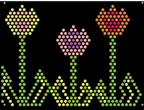 printable light bright patterns lite brite refill sheets theme pack