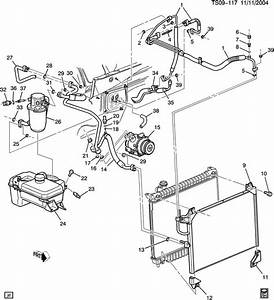 2003 Gmc Envoy Parts Diagram  2004 Gmc Envoy Parts Diagram Pertaining To 2003 Gmc Envoy Parts
