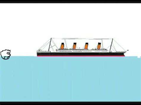Titanic Sinking Animation by Titanic Sinking Animation