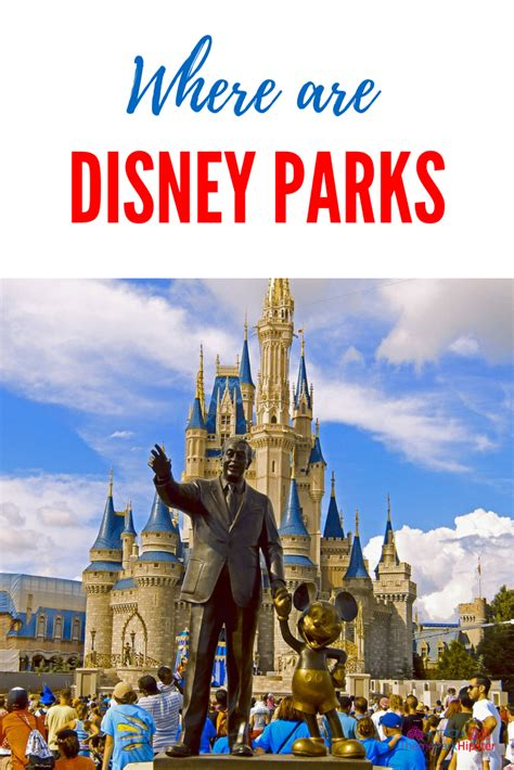 disney parks located themeparkhipster