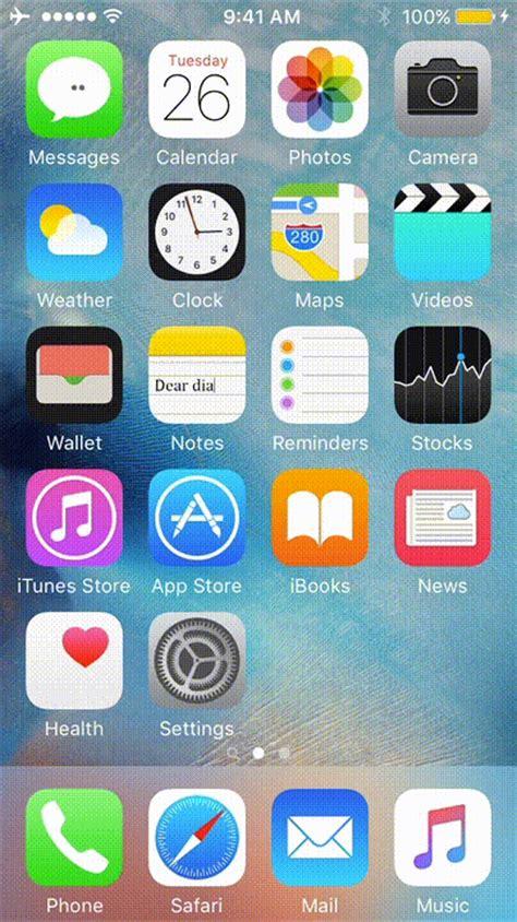 animation apps for iphone tweak tweak ios 9 2 x 9 3 x gif icons for iphone