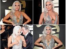 Lady Gaga Suffers Nip Slip Twice At Grammys, Mistakes Ed