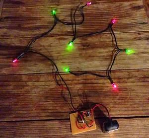 100 Led Christmas Lights Circuit Diagram