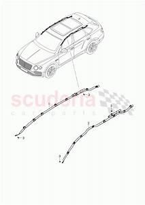 Bentley Bentayga  2015   Head Airbag Unit Parts