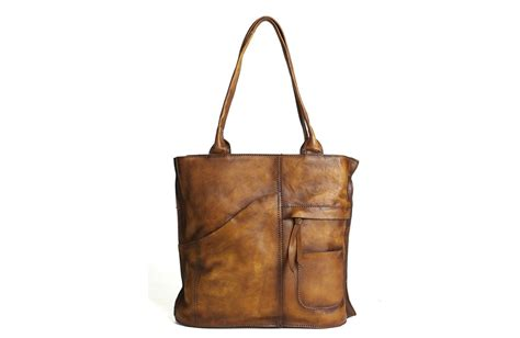 moshileatherbag handmade leather bag manufacturer vintage brown leather tote bag womens