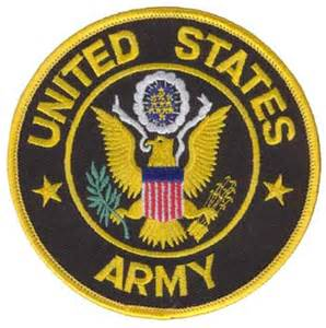 United States Army Emblem Patch