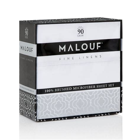 malouf brushed bed sheet reviews wayfair