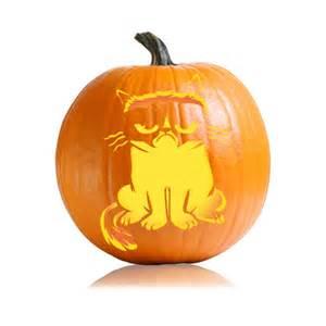 Easy Scary Pumpkin Templates by Grumpy Cat Pumpkin Pattern Ultimate Pumpkin Stencils